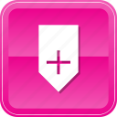 add, badge, bookmark, guardar, mark, ribbon, save icon