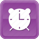 alar, alarm, alarmclock, clock, time, watch icon