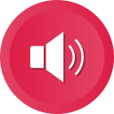 loud, music, on, sound, speaker, volume icon
