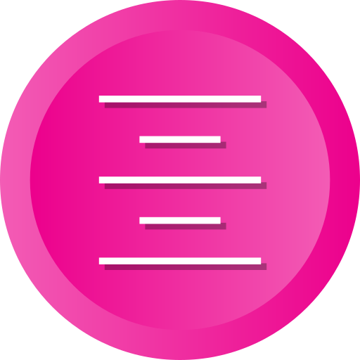 Align, center, control, paragraph, text icon - Free download