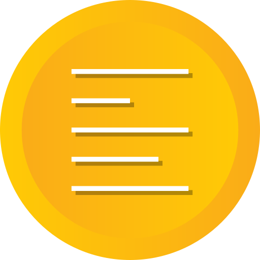 Align, control, left, paragraph, text icon - Free download