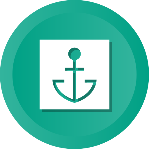 Anchor, boat, marine, nautical, ship, slor, tattoo icon - Free download