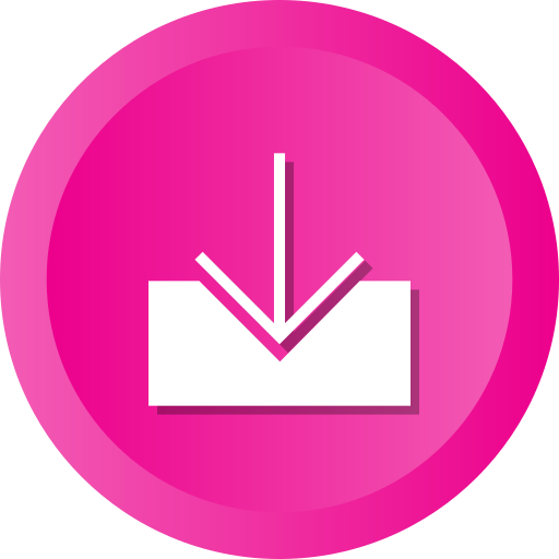 Arrow, arrows, down, download, downloading, inbox, save icon - Free download