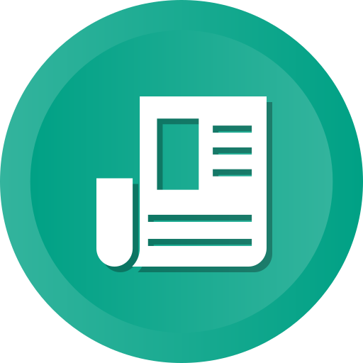 Article, news, newspaper, paper, rss icon - Free download