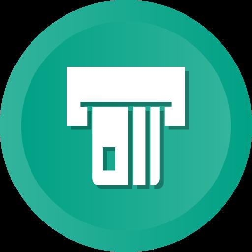 Bank, card, cridet, debit, machine icon - Free download