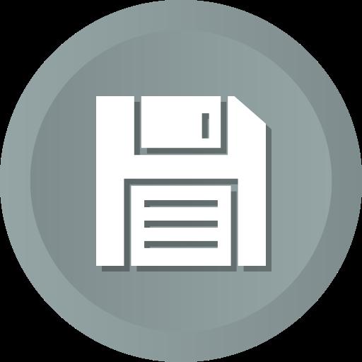 backup, data, disk, floppy, guardar, save, storage icon
