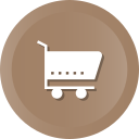 cart, commerce, ecommerce, shop, shopping, supermarket, trolley icon