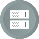 center, database, storage, hosting, server, data, rack