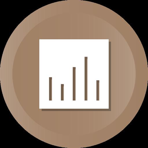 chart, graph, growth, pie, revenue icon