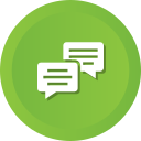 bubble, chat, comment, comments icon
