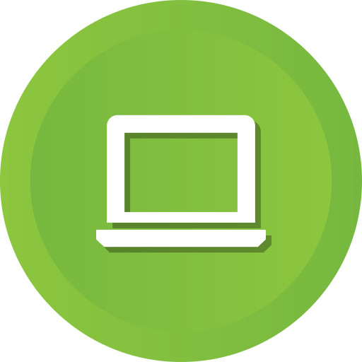 Computer, device, internet, laptop, netbook, notebook, pc icon - Free download