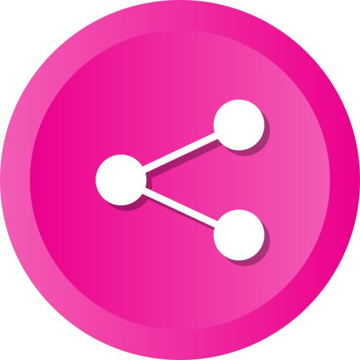 Connection, media, network, share, social icon - Free download