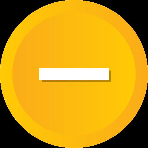Cancel, delete, exit, minus, remove icon - Free download