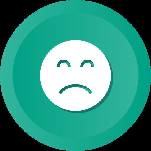 Depression, frown, sad, upset icon - Free download