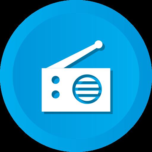 device, electronic, equipment, multimedia, music, radio icon