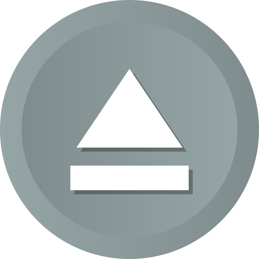 arrow, directional, multimedia, music, orientation, video icon