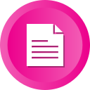 archive, attach, contract, document, edit, file, paper icon