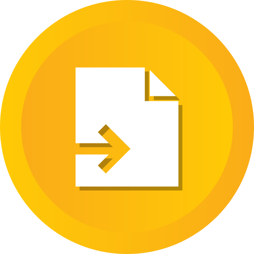 Contract, document, file, paper, send icon - Free download
