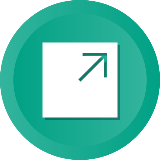 Expand, full, orientation, screen icon - Free download