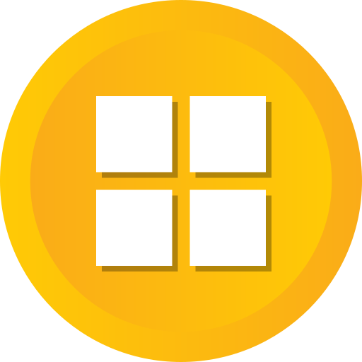 Grid, home, menu, options, squares, table icon - Free download