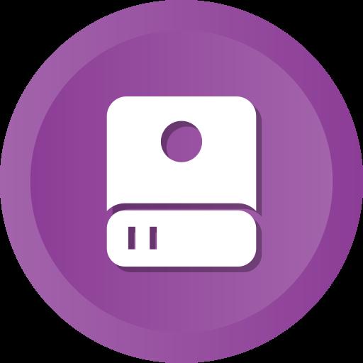 Data, disk, hard, hdd, storage icon - Free download