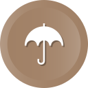 insurance, protection, rn, safe, safety, umbrella icon