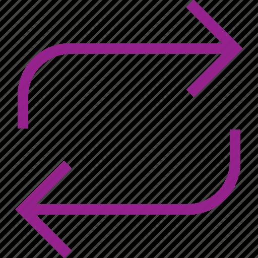 multimedia, music, player, repeat, rewind icon