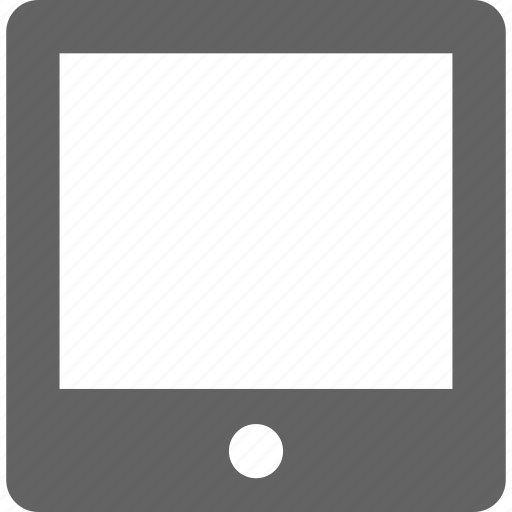 appliance, communication, device, electronics, ipad, tablet, technology icon
