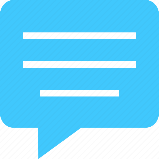 bubble, chat, comment, speech, support, talk icon
