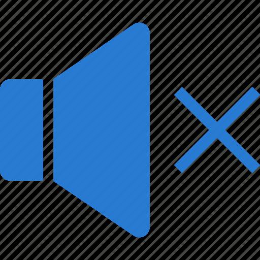 Audio, music, mute, player, sound, speaker, volume icon - Download on Iconfinder