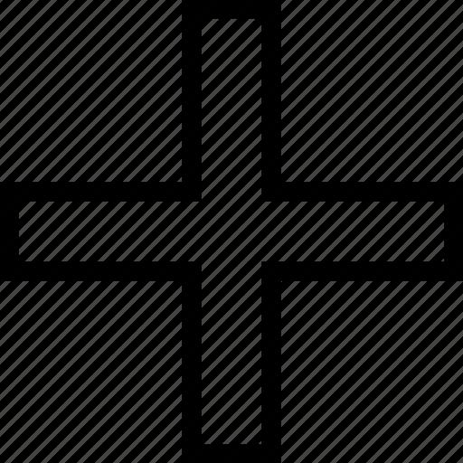 add, create, cross, math, new, plus icon, sign icon