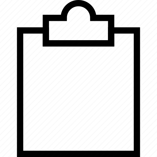 board, buffer, clip, clipboard icon, form, poll, survey icon
