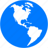 blue, browser, connection, earth, explore, explorer, global, globe, internet, network, planet, safari, total, universe, web, world icon