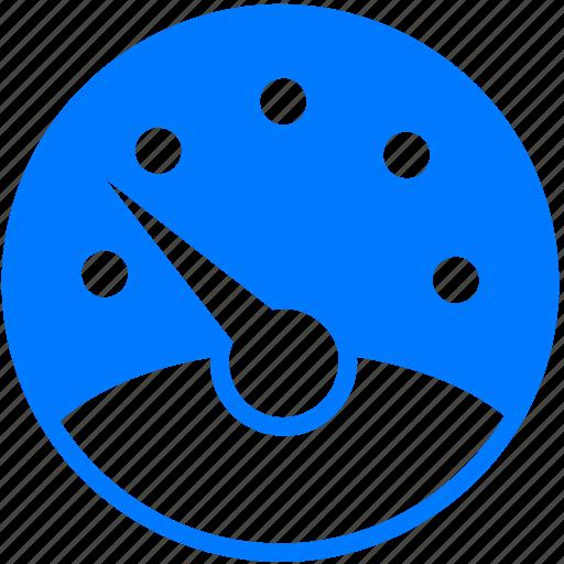 dashboard, gauge, measure, progress, speed, widget, widgets icon
