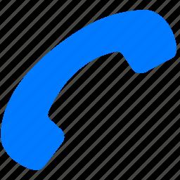 hang up, hangup, phone, phone receiver, telephone icon