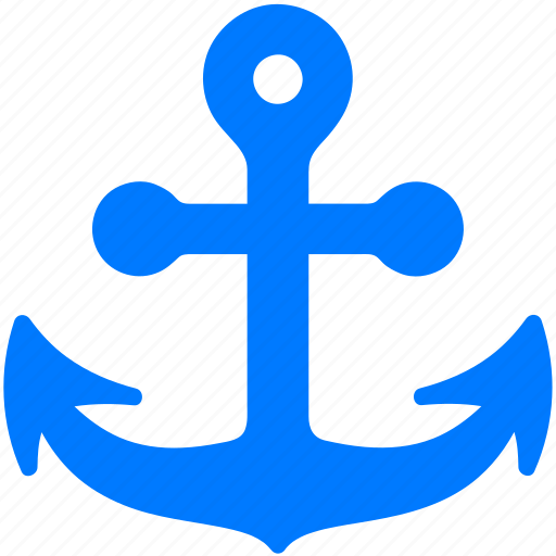 anchor, ballast, captain, cruise, industry, link, marina, marine, maritime, nautical, navy, port, sea, seaport, ship, shipping, transit, transportation, travel icon