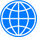browser, connection, connections, earth, global, globe, internet, network, planet, universal, web, world, www icon
