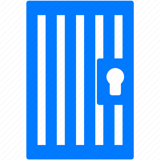 cage, closed, danger, death, door, exit, jail, poison, prison, warning icon