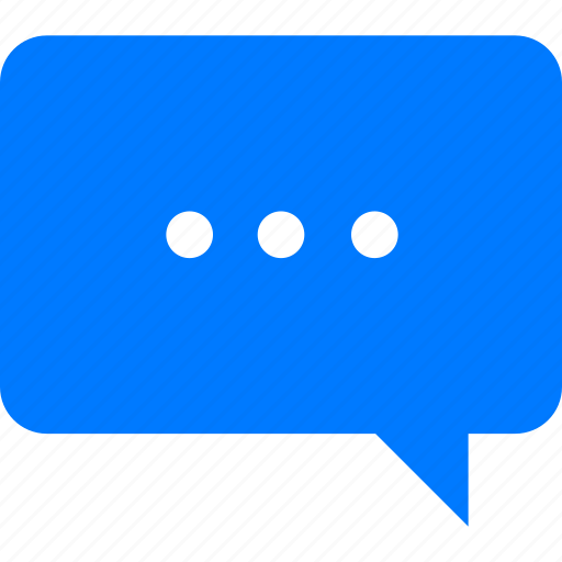 bubble, chat, comment, help, hint, message, talk icon