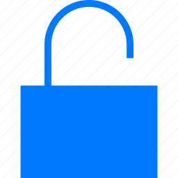 folder, lock, open, password, secure, security, unlock icon