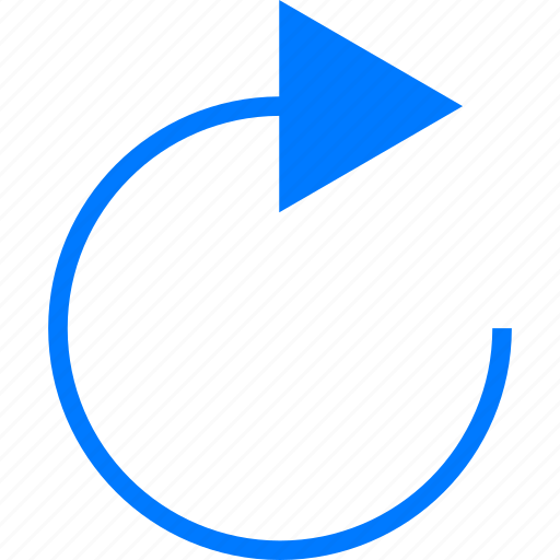 arrow, left, right, rotate, rotation icon