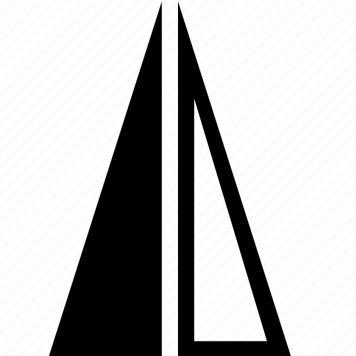 design, editor, flip, vertical icon