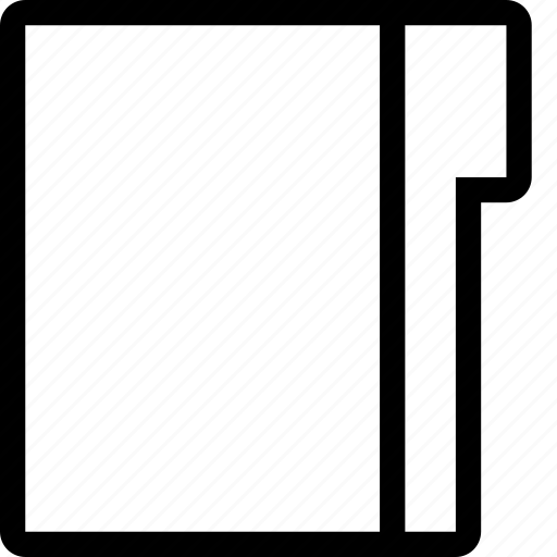 editor, folder icon