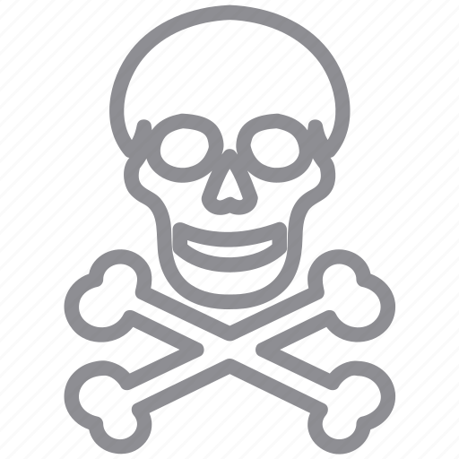 alert, attention, danger, dead, death, error, hanger, kill, killing, poison, poisonous, problem, skull, warning icon