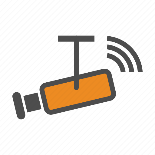 Camera, internet of things, iot, security, wifi icon - Download on Iconfinder