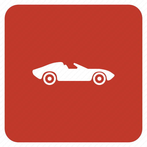 app, auto, automobile, cabrio, cabriolet, car, speed icon