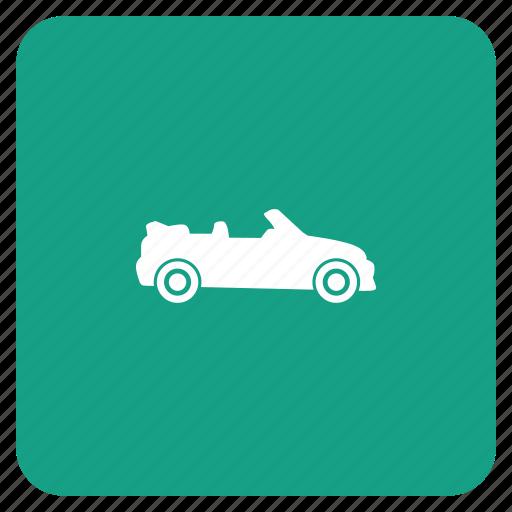 app, auto, cabrio, cabriolet, car icon