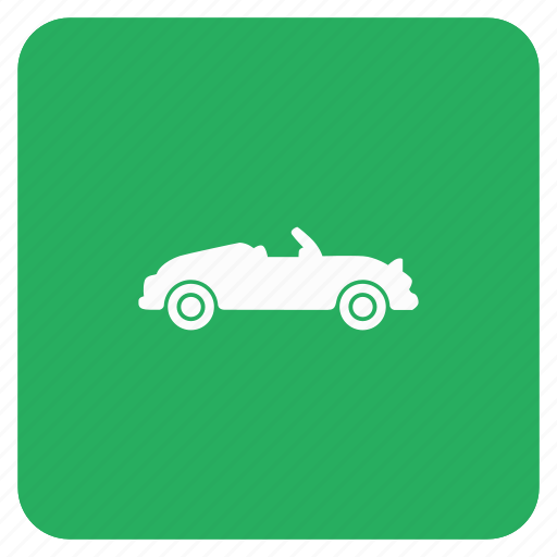 app, auto, cabrio, cabriolet, car, classic icon