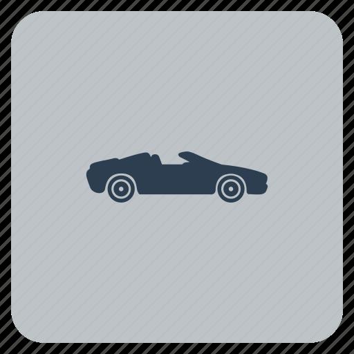 app, auto, cabrio, cabriolet, car, sport icon