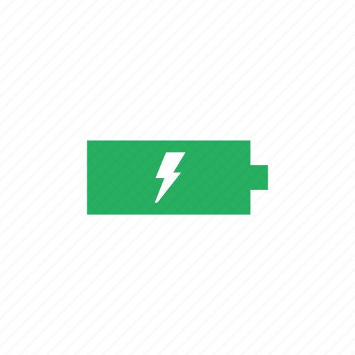battery, charge, electric, mobile icon